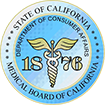 Medical Board of California Logo